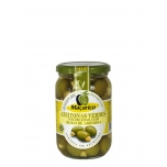 Maçarico mandlitega täidetud oliivid